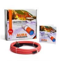 AURA FS-17, 2 м (17 Вт./м) — Саморегулируемый греющий кабель под теплоизоляцию (экран, комплект, 17 Вт)