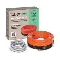 Cable 18W (180 Вт, 10 м) — секция греющего кабеля для электрического теплого пола в стяжку / ровнитель