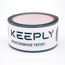 Термостойкий скотч KEEPLY TS-25