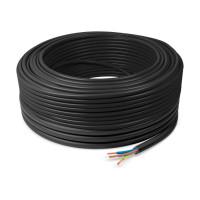 xLayder 30R-50 (1500 Вт, 50 м) — резистивный греющий кабель для систем обогрева